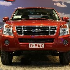 Isuzu D-Max 2.5 C Long 4x4 LS4 160hp