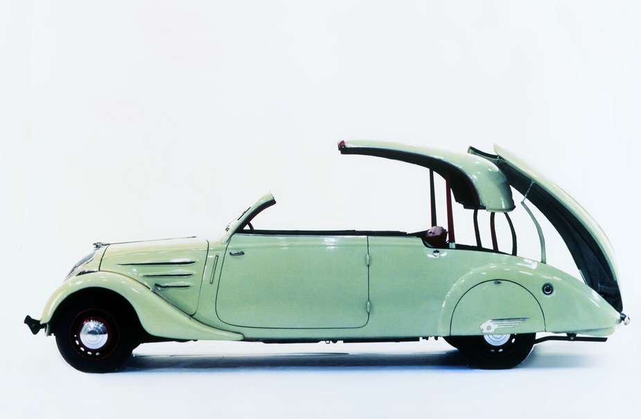Peugeot 402 Eclipse
