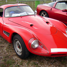 Abarth 1000 GT Coupe