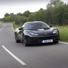 Lotus Evora 2+2 IPS
