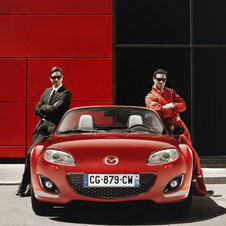 « Racing by MX-5 » : l'esprit Sport & Chic