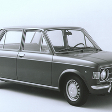 Fiat 128 4-door Saloon