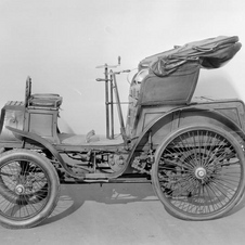 Benz Ideal 8 hp