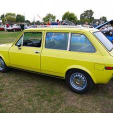 Fiat 128 Station Wagon