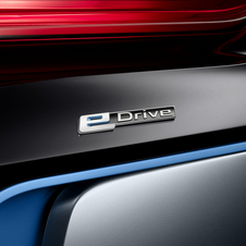 The Edrive name will be on all future BMW i-cars