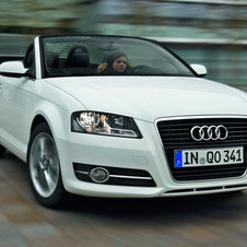 Audi A3 Cabriolet 2.0 TDI Ambition