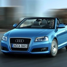 Audi A3 Cabriolet 1.8 TFSI Ambition S tronic