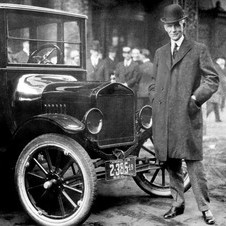 The name references the Model T and Model A Fords