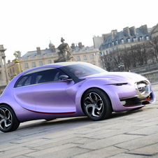 Citroen Working on 3CV Supermini with Retro-inspired Styling