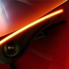 Giugiaro Reveals Teaser 3 of Concept Early