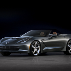 The Corvette convertible and coupe will go on sale in the fall