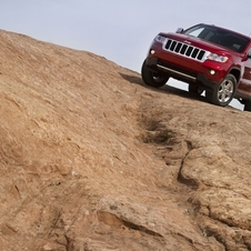 Jeep Grand Cherokee Laredo 4X4