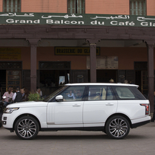 Land Rover is running its factory constantly to keep up with demand