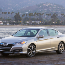 It will be Honda's first plug-in hybrid in the US