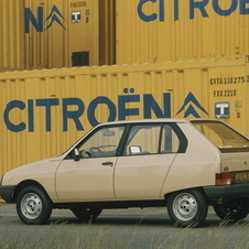 Citroën Visa L Enterprise