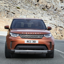 Land Rover Discovery 3.0 Si6 HSE