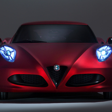 The 4C was shown extensively in 2011 but less so since then