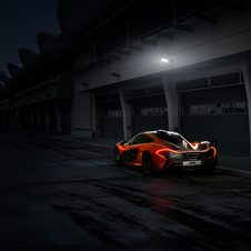 The P1 is supposed to be the best driver's car ever made