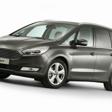 Ford Galaxy 2.0 TDCi Bi-Turbo Powershift