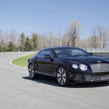 Bentley Continental GT LeMans Edition
