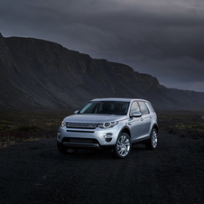 Land Rover Discovery Sport 2.0 eD4 4x2 Pure