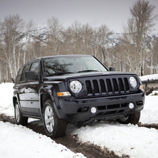 Jeep Patriot 4X2