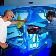 The virtual factory allows Ford to simulate everything from what workers will do to complete factories
