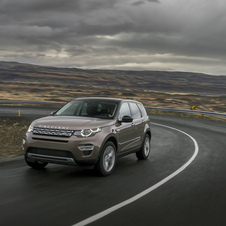 Land Rover Discovery Sport 2.0 TD4 4x4 HSE