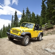 Jeep Wrangler 2.8 CRD 200 ATX Sport Pick Up