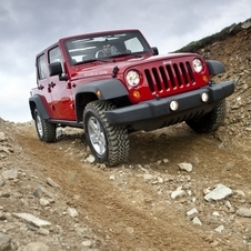 Jeep Wrangler 2.8 CRD 200 MTX Rubicon Pick Up