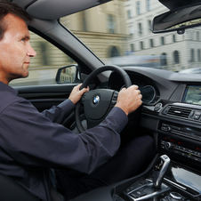 BMW's upgrades to iDrive for this year includes 3d maps, voice recognition, apps and more