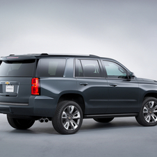 Chevrolet Tahoe Premium Outdoors