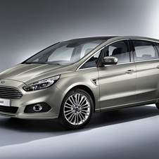 Ford S-Max 2.0 TDCi 4x4 Powershift