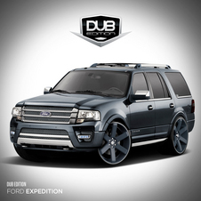 Ford Expedition by DUB Magazine