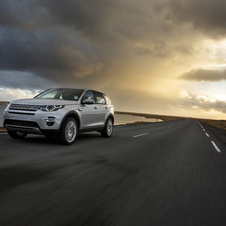 Land Rover Discovery Sport 2.0 TD4 4x4 SE