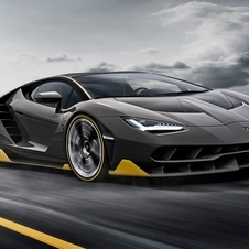 With a limited production of only 40 units, 20 coupes and 20 roadsters, the Lamborghini Centenario will cost 1.8 million euros
