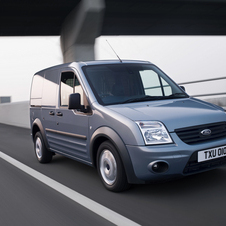 Ford Transit Connect Kombi 1.8TDCi Trend Curta