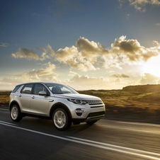 Land Rover Discovery Sport 2.0 TD4 4x4 SE e-Capablity