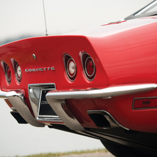 Chevrolet Corvette Stingray LT-1