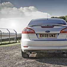 Ford Mondeo 1.8TDCi Trend ECOnetic