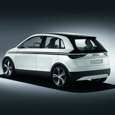 The production version may offer an E-tron option but conventional engines will also be available