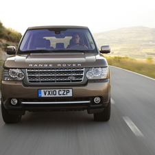 Land Rover Range Rover (modern) Supercharged
