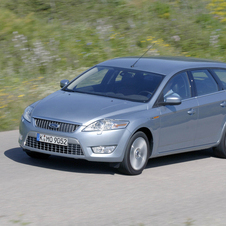 Ford Mondeo Saloon 2.2 TDCi