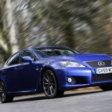 Lexus IS 220d F-Sport