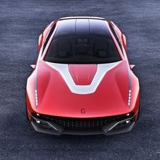 Italdesign Giugiaro Reveals First Real Pics of Brivido
