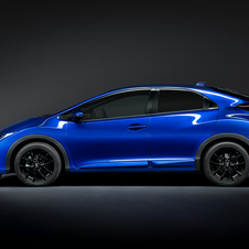 This version's design was inspired by the upcoming Type-R