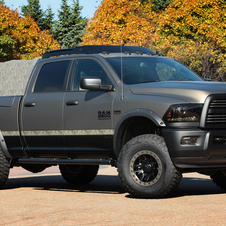 Dodge Ram 2500 Outdoorsman