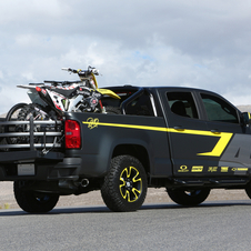 Chevrolet Colorado Performance