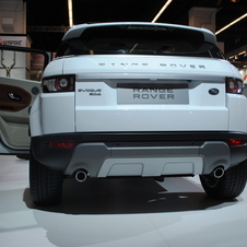 Land Rover Evoque SD4 2.2 Prestige 4WD
