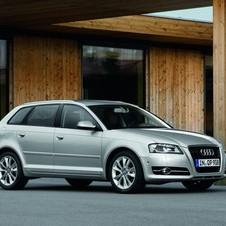 Audi A3 Sportback 2.0 TDI Attraction quattro